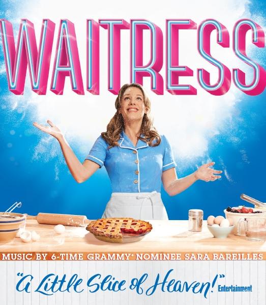 Waitress at Brooks Atkinson Theater