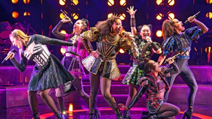Six The Musical at Brooks Atkinson Theater